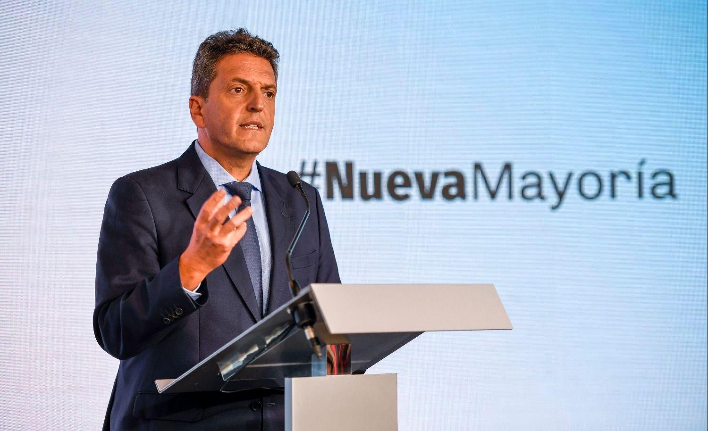 Sergio Massa ratificó su candidatura a la presidencia