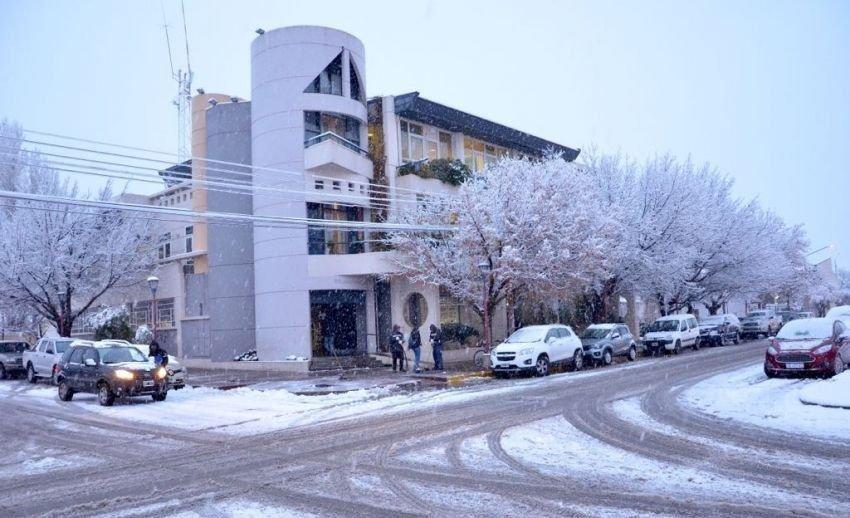 Malargüe es la ciudad más fría de Argentina
