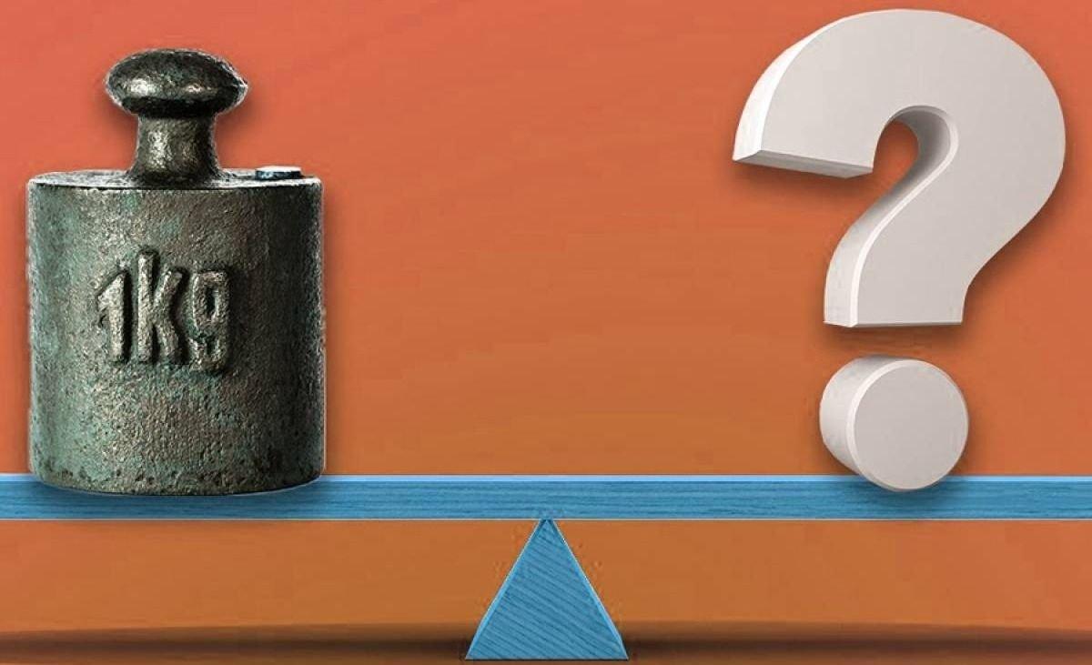 ¿Por qué cambió la definición mundial del kilogramo?