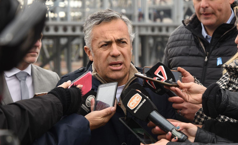 """Alfredo Cornejo: """"Vamos a ratificar Cambiemos, pero ampliado"""""""