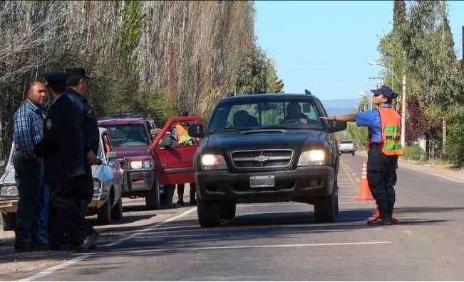 En Mendoza, más de diez controles de alcoholemia por día dieron positivo