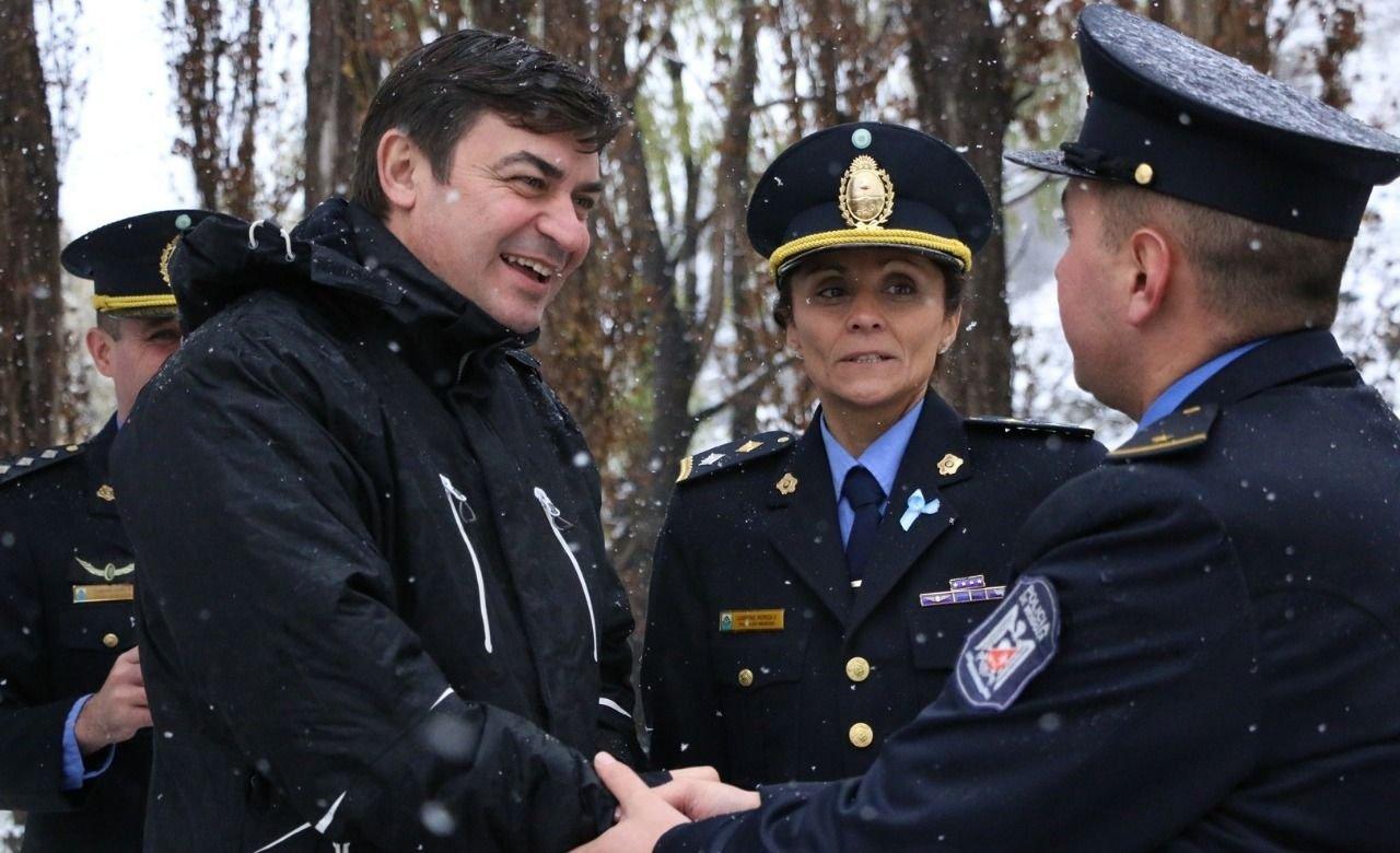 La carta de Omar De Marchi a los policías de Mendoza