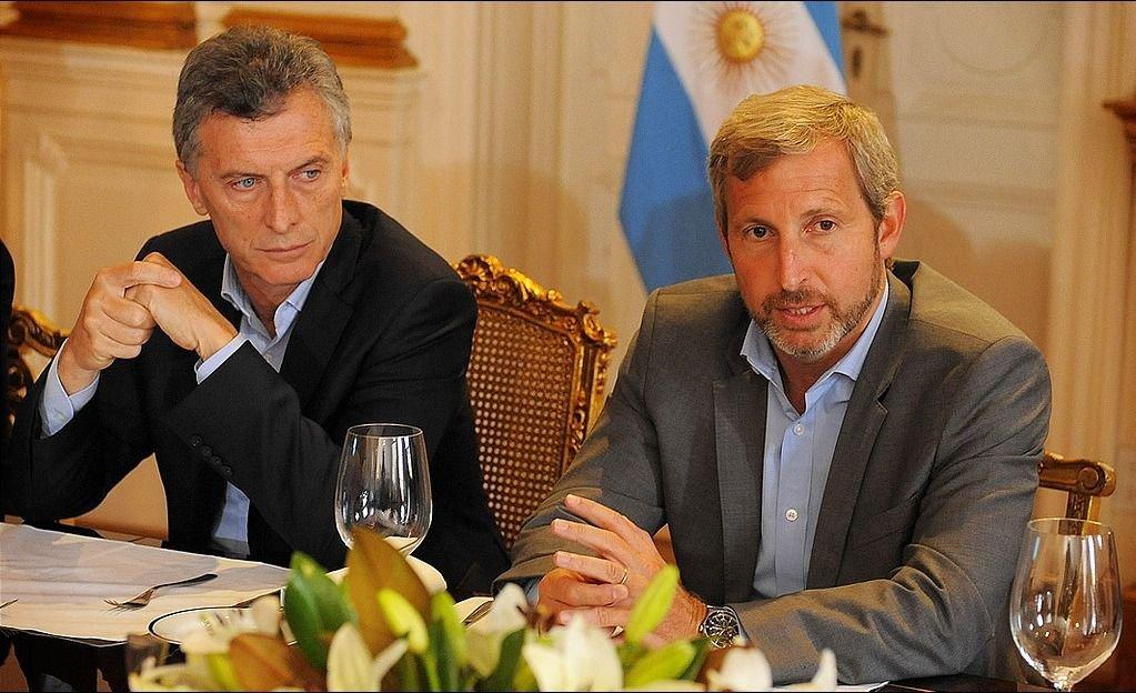 Frigerio aseguró que Macri se postulará para la reelección