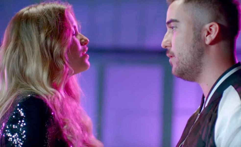 Sofía Reyes colabora en la nueva versión de 'Lo Siento' de Beret