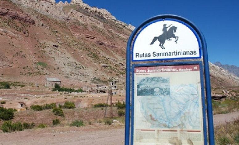 Rutas Sanmartinianas cerca de ser nombradas Patrimonio de la Humanidad por la Unesco