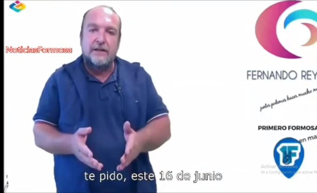Video: Fernando Reyna regalará su Toyota Hilux si es elegido intendente