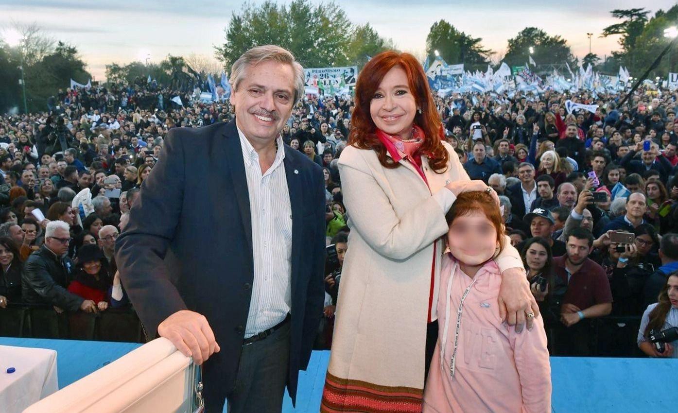 """Debutó la fórmula """"F-F"""": las cinco frases que fustigaron al gobierno de Macri"""