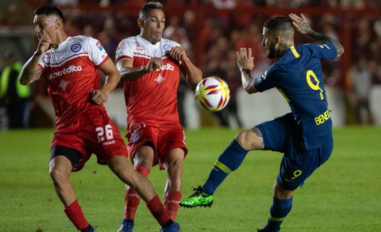 Copa de la Superliga: Boca quiere ser finalista y recibe a Argentinos Juniors
