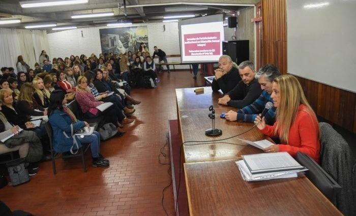 Guaymallén: docentes se capacitan en Educación Sexual Integral (ESI)