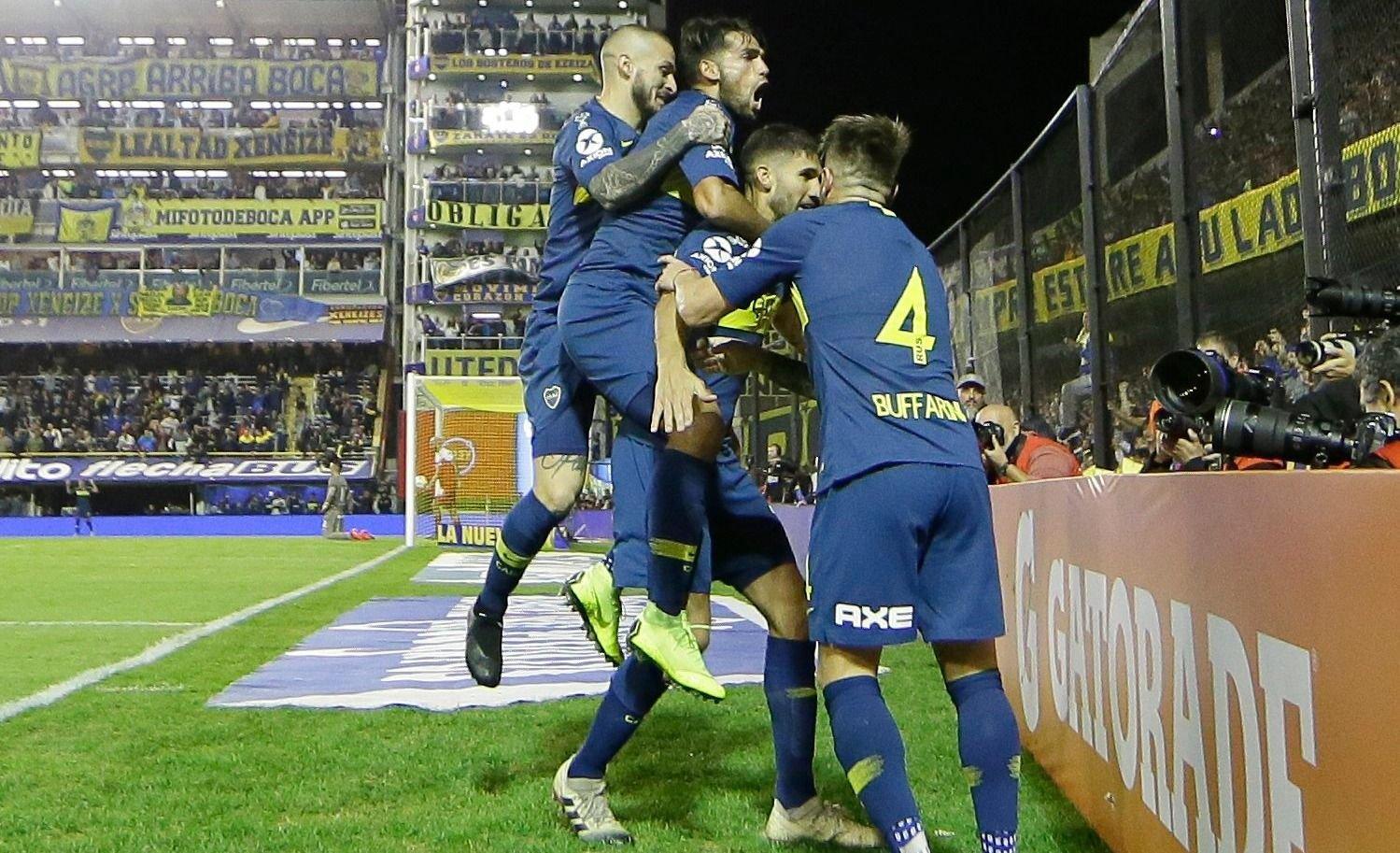 Copa de la Superliga: Boca venció a Argentinos Juniors y es finalista
