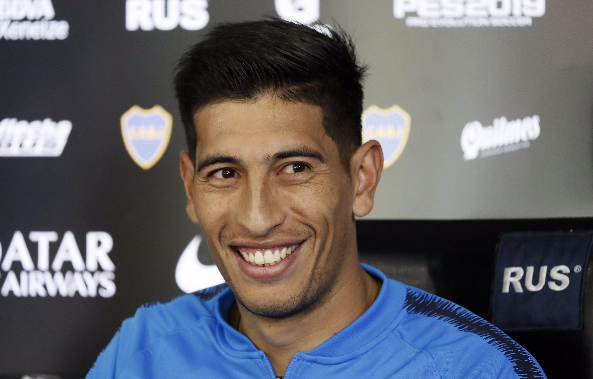 boca juniors-carlos tevez-esteban andrada-copa america-lionel scaloni-seleccion argentina-conferencia de prensa