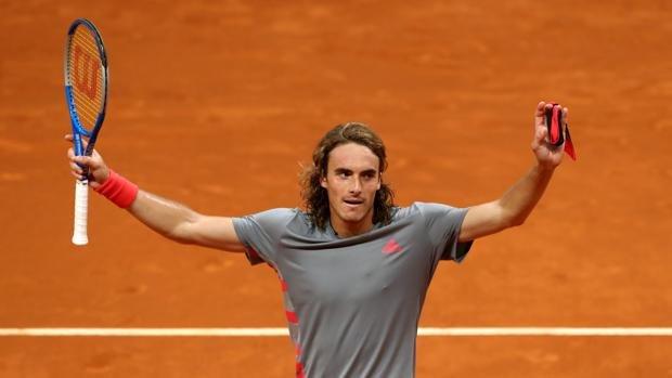 StefanosTsisipas- alexander zverev- rafa nadal-dominic thiem-roger federer- auger-aliassime-másters 1000 madrid-tenis