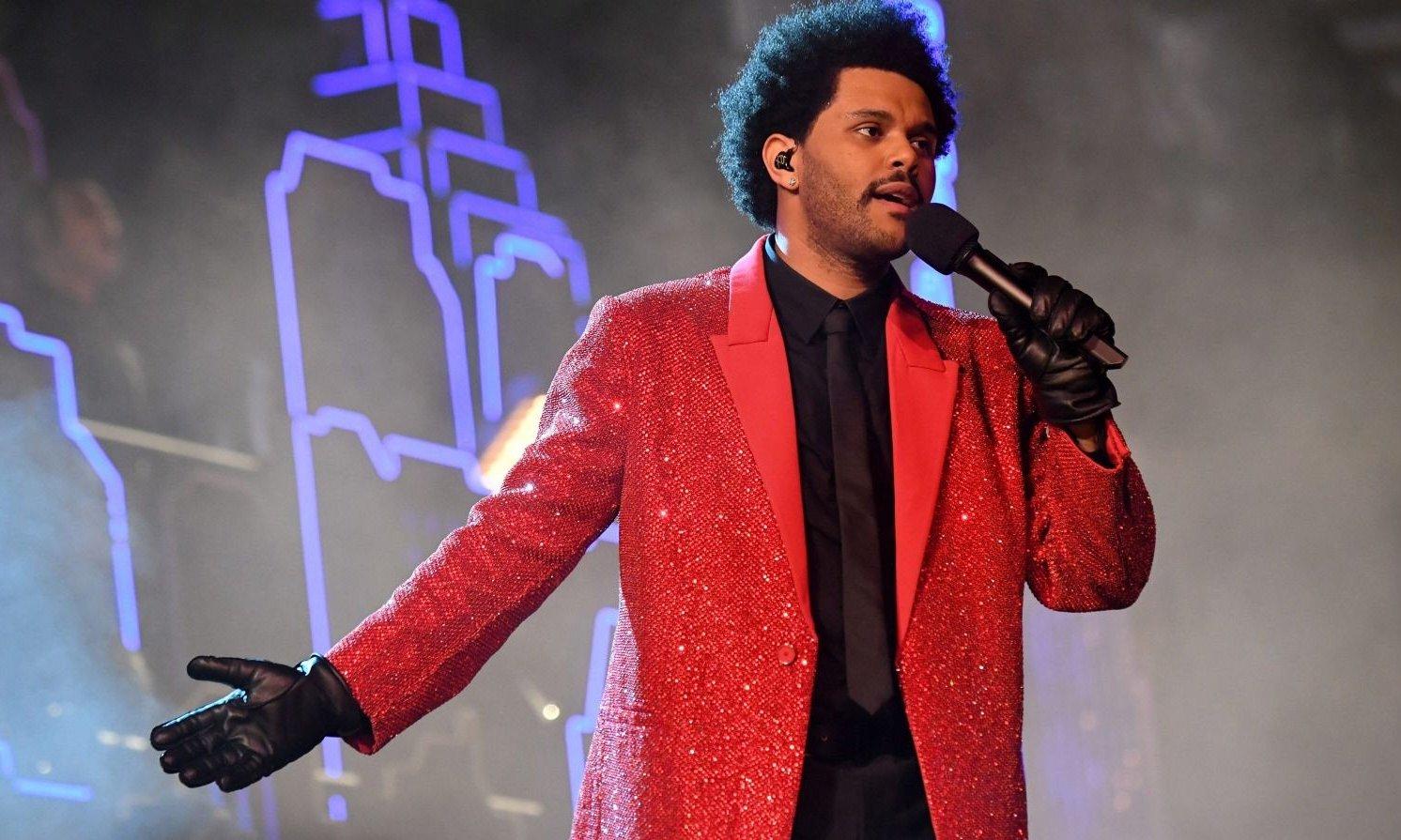 Brits Awards 2021: se confirmó la actuación de The Weeknd