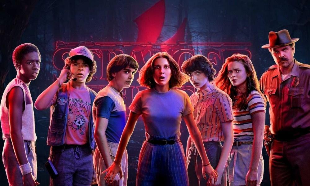 Netflix lanzó un nuevo trailer de Stranger Things 4
