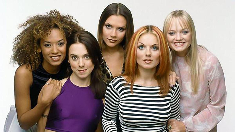 Las Spice Girls trabajan en una peli por sus 25 años de carrera
