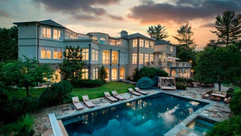 La impresionante mansión que Mike Tyson no logra vender