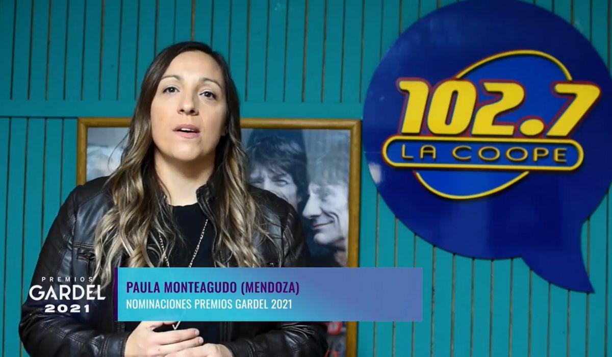 Pau de La Coope presenta las nominaciones a los Premios Gardel