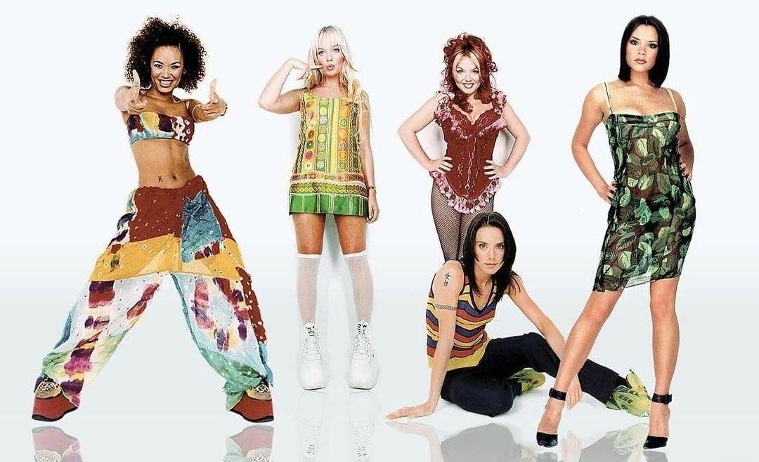 Tema de película con las Spice Girls