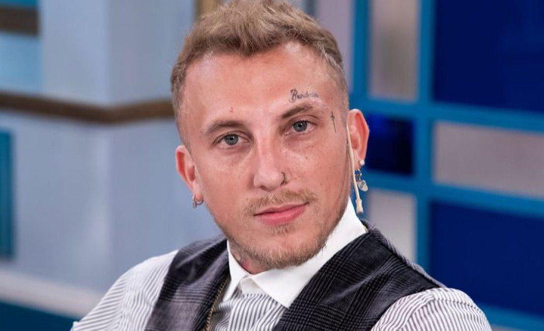 El Polaco tiene tatuado el nombre de sus ex