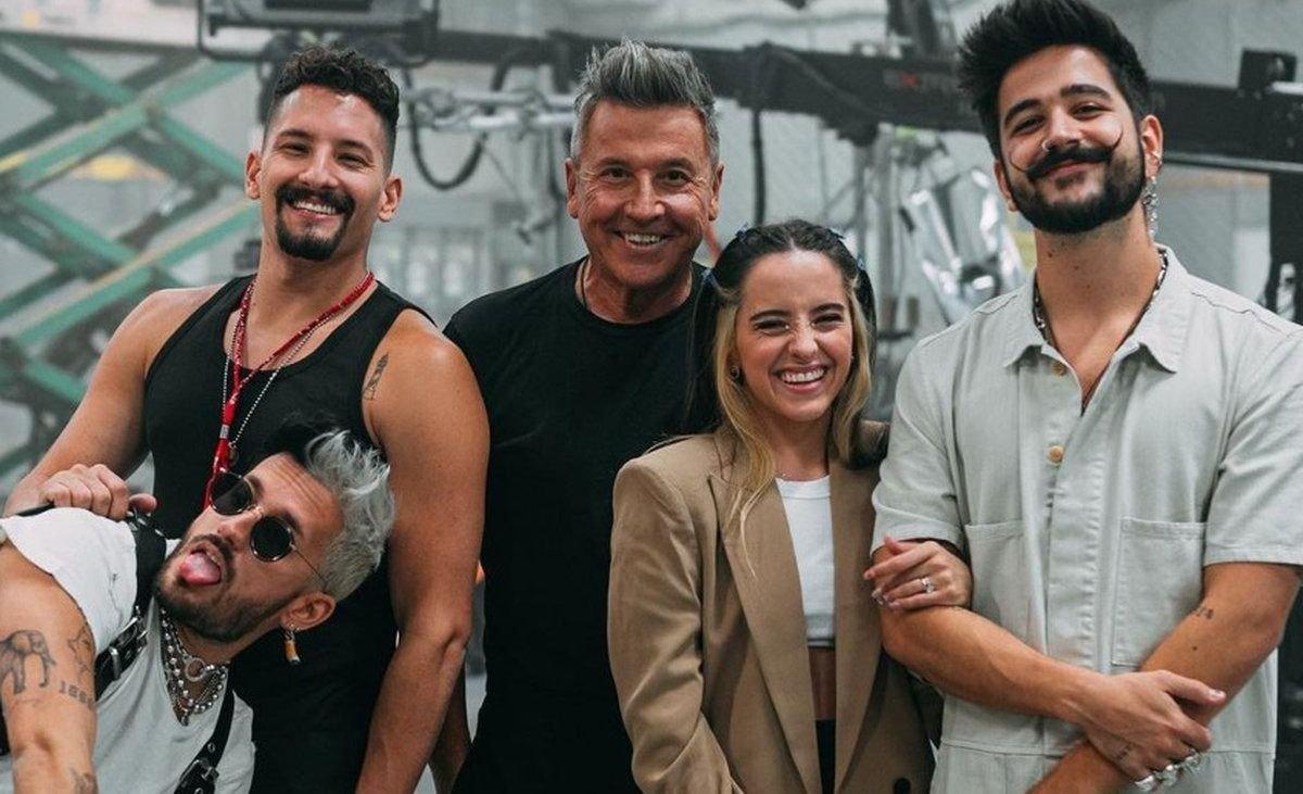 Por primera vez Los Montaner harán un concierto todos juntos