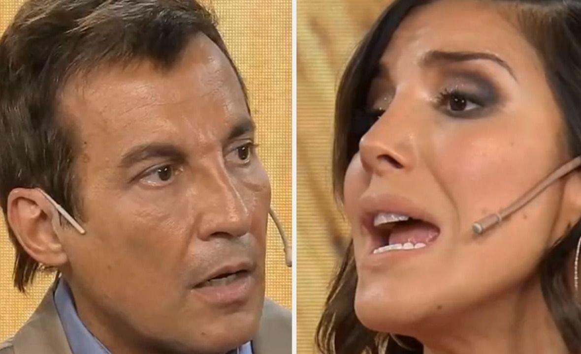 Paulo Vilouta se cruzó con Andrea Rincón por tema adicciones