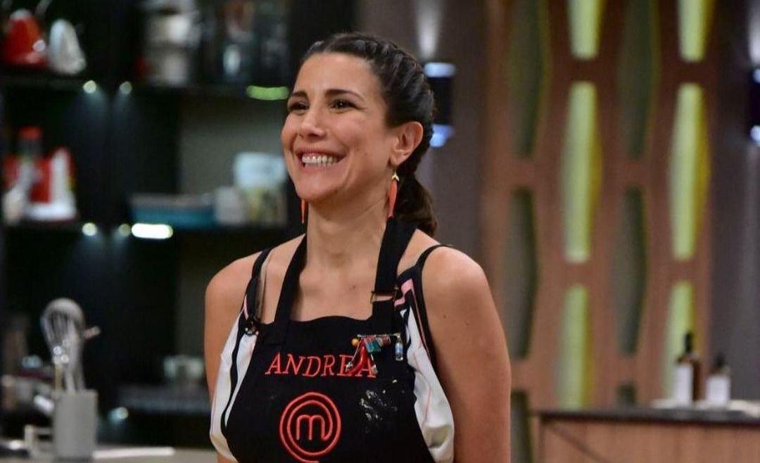 Masterchef Celebrity | Andrea Rincón se despidió con mucha emoción del show