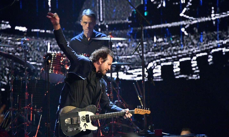 Pearl Jam se acordó de su público argentino y obsequia esto