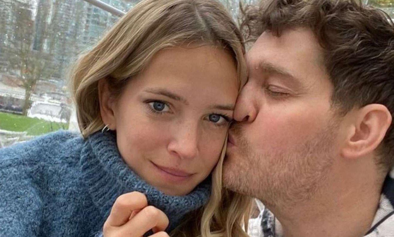 El tierno mensaje de Michael Bublé para Luisana Lopilato en redes
