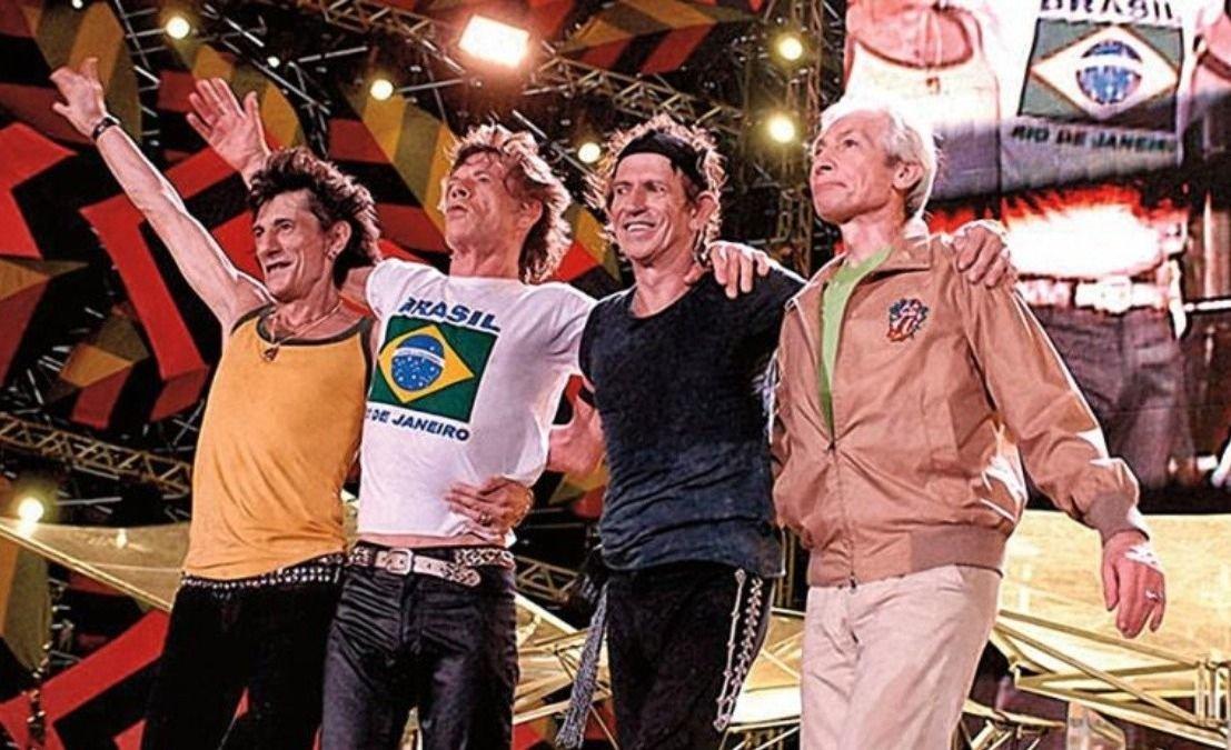 The Rolling Stones publicará su histórico show en Brasil en varios formatos