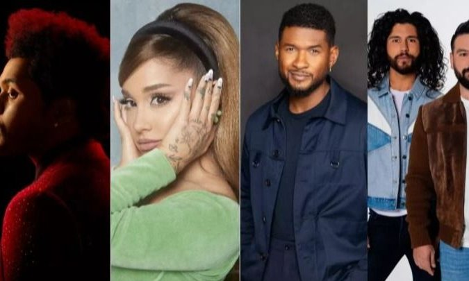iHeartRadio Music Awards: confirmaron los artistas que actuarán