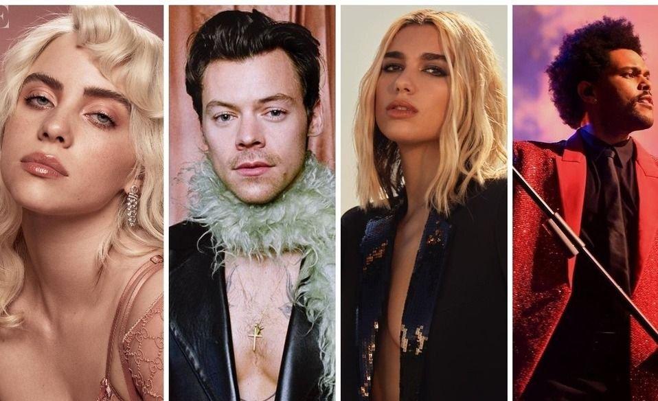 Todos los ganadores de los Brit Awards 2021