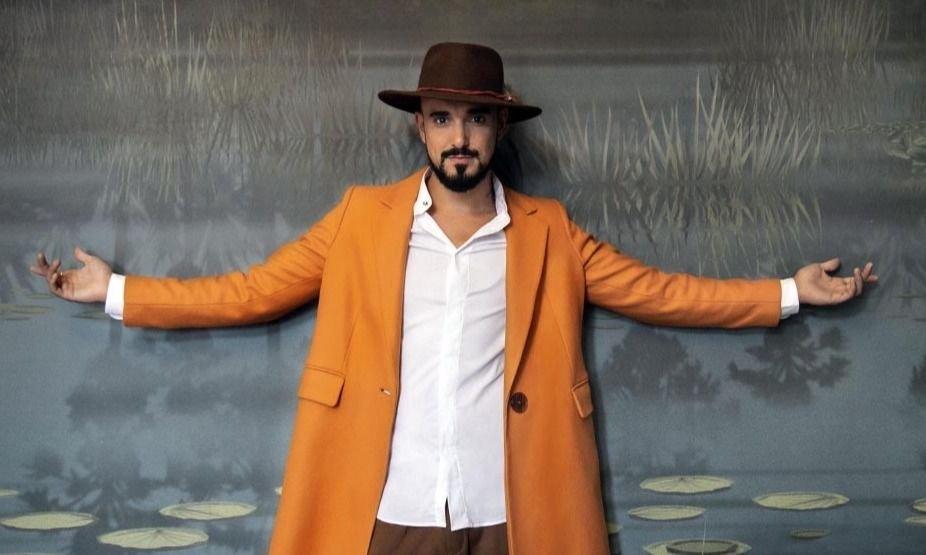 """Abel Pintos presentó su nuevo álbum: """"El Amor en mi Vida"""""""