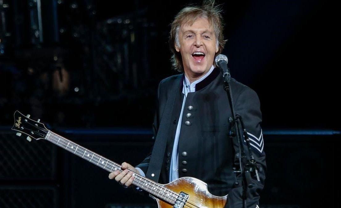 Paul McCartney publicará un libro con la letra de sus canciones