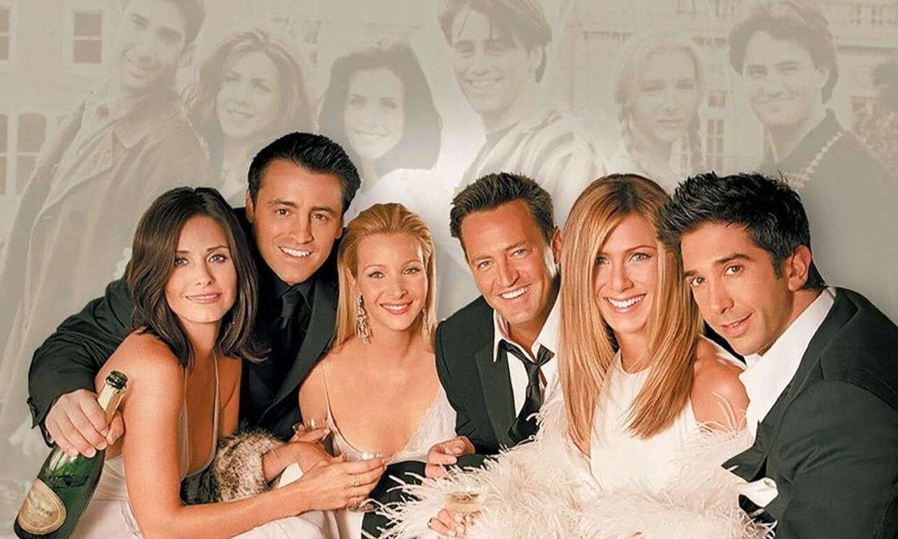 HBO Max anunció la fecha de 'Friends: The Reunion'