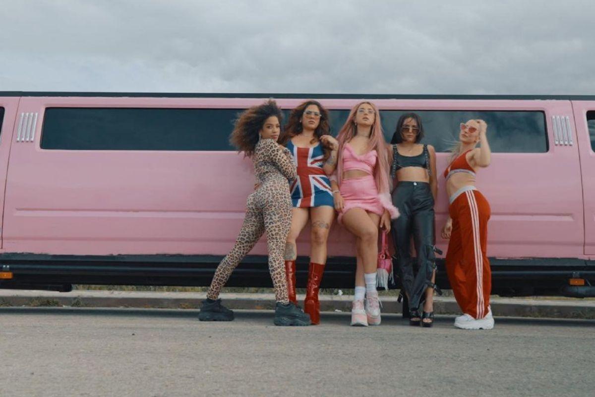 """Lola Índigo revolucionó las redes con el estreno de """"Spice Girls"""""""