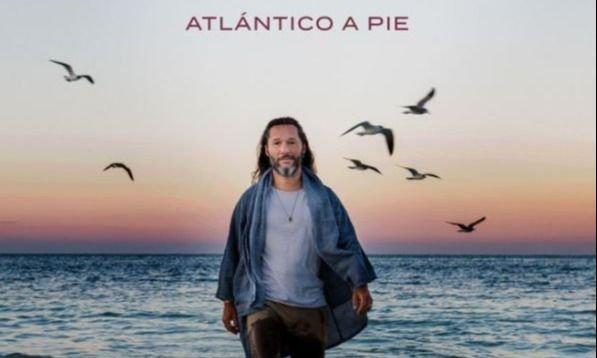 Diego Torres presenta su nuevo álbum 'Atlántico a pie'