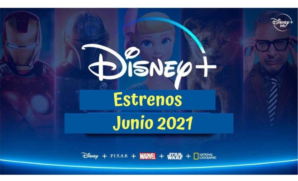 Disney+: todos los estrenos que llegan en junio