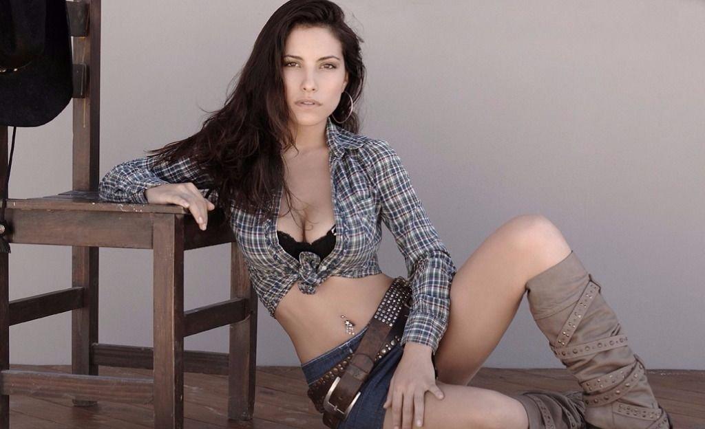 Las nuevas fotos sexys de Griselda Sánchez