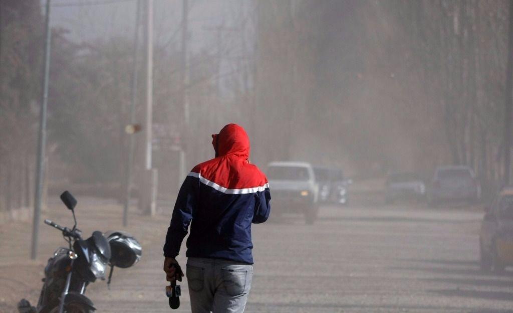 ALERTA DE ZONDA | El pronóstico del tiempo para este martes en Mendoza