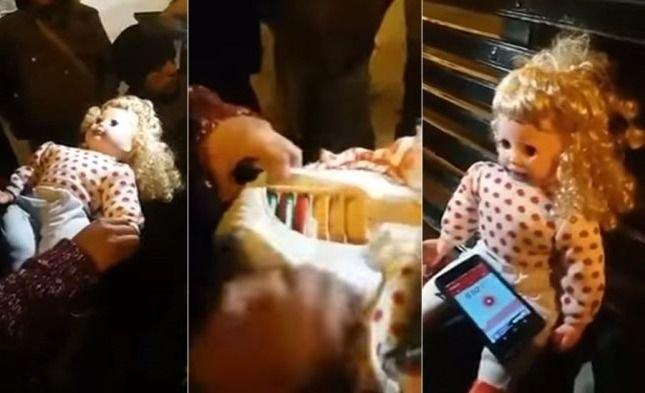 Horror en Perú por una muñeca poseída que habla sin las pilas