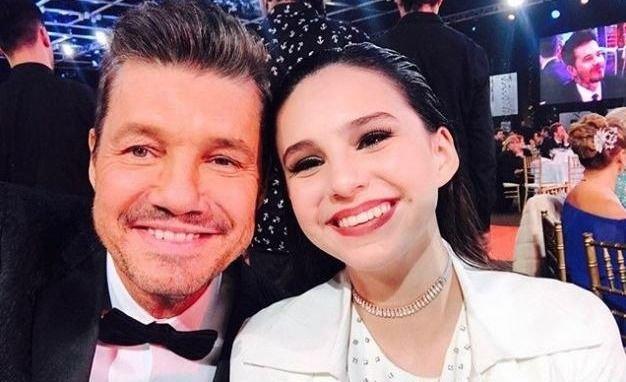 """Juanita Tinelli """"escrachó"""" a su papá en redes sociales"""