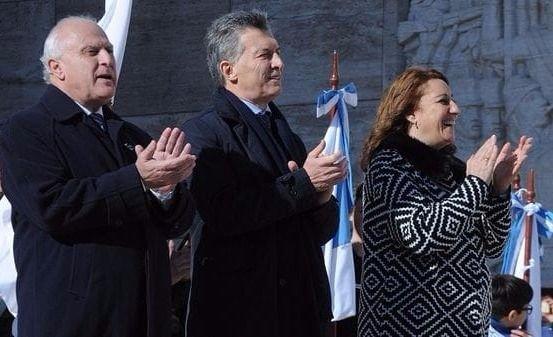 """Macri en el Día de la Bandera: Belgrano es """"fuente de inspiración"""""""