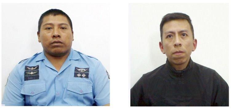 Homenaje: Alfredo Cornejo recordó a los oficiales Ríos y Cussi