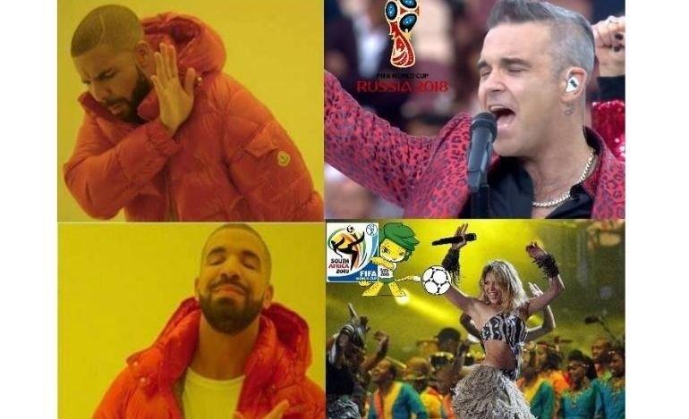 memes ceremonia inaugural rusia 2018