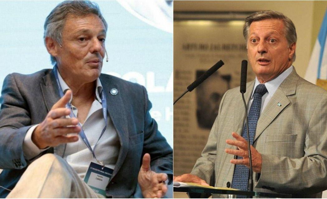 Macri desplazó a Cabrera y Aranguren de sus cargos