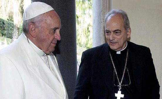 Enviado del Papa se reunió con un referente antifracking