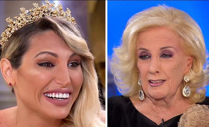 VIDEO | Sincericidio asqueroso: Xipolitakis incomodó a Mirtha Legrand