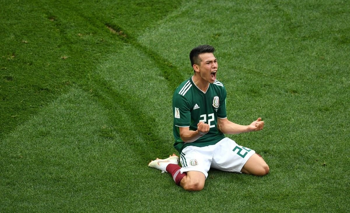 Sorpresa | México derrotó a Alemania en el debut