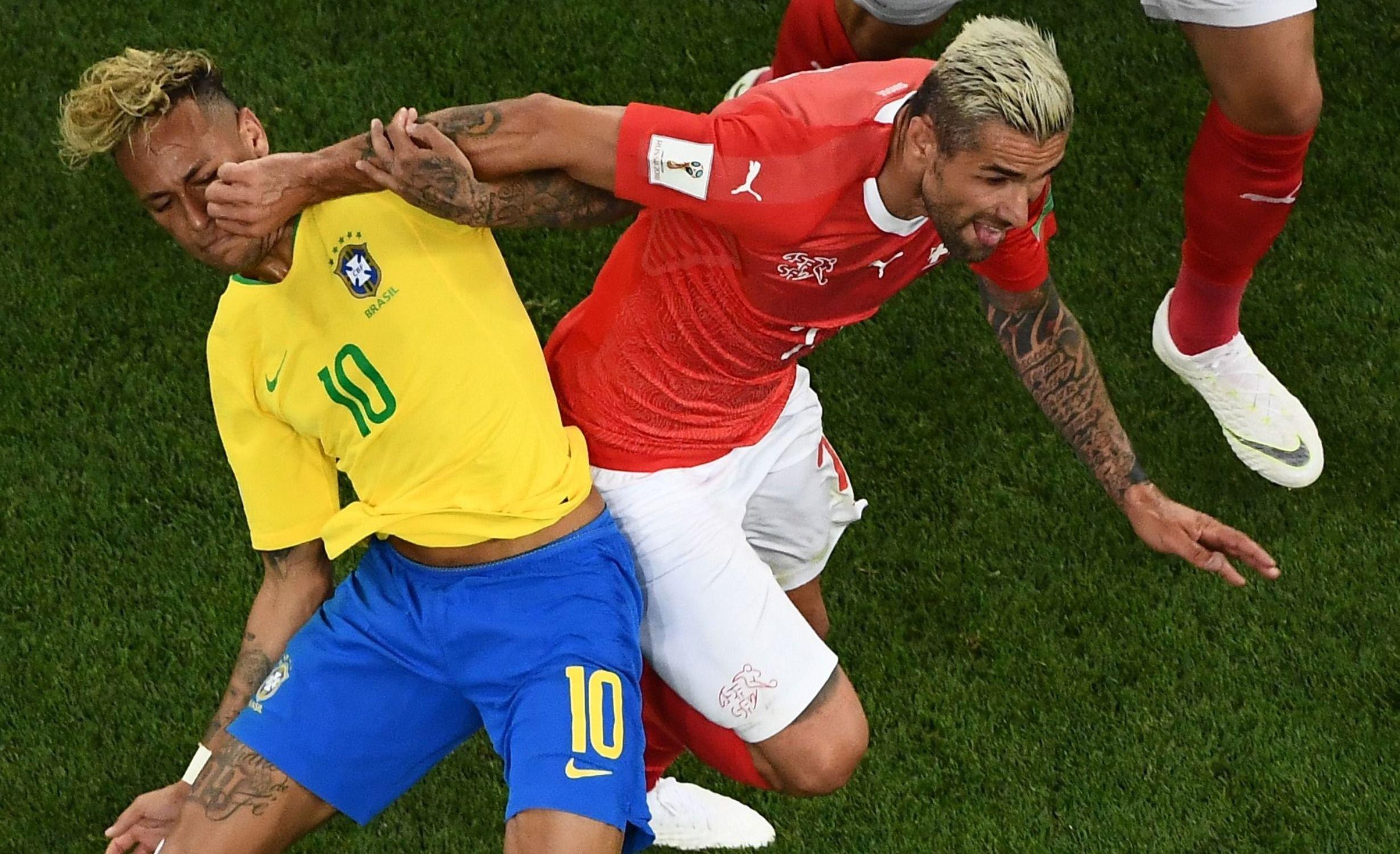 Brasil empató 1 a 1 ante Suiza