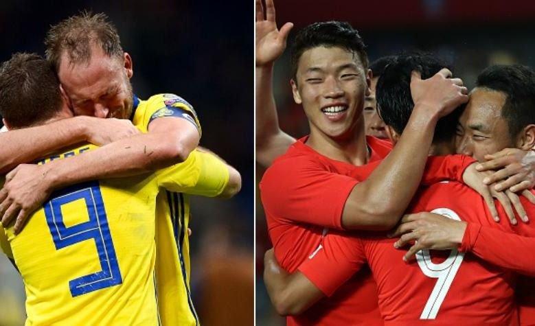 Suecia debuta ante Corea del Sur post era Ibrahimovic